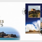 Europa 2017- Castles and Forts- (FDC M/S)