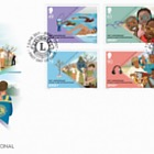 100th Anniversary Lions Clubs International (FDC-S)