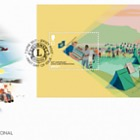 100th Anniversary Lions Clubs International (FDC-MS)