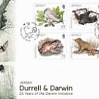 Durrell & Darwin - 25 Years of the Darwin Initiative (FDC-S)