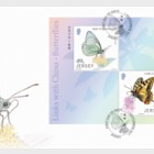 Links with China – Butterflies (FDC-MS)
