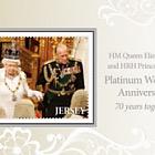 HM Queen Elizabeth II and HRH Prince Philip's Platinum Wedding Anniversary