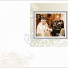 HM Queen Elizabeth II and HRH Prince Philip's Platinum Wedding Anniversary - (FDC M/S)