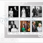 HM Queen Elizabeth II and HRH Prince Philip's Platinum Wedding Anniversary - (FDC S/S)