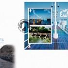 Europa 2018 - Jersey Bridges & Causeways - FDC M/S
