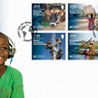 50 Anni di Aiuti d'oltremare Jersey