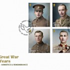 The Great War - 100 Years - Part 5 - (FDC Set)