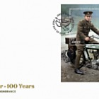 The Great War - 100 Years - Part 5 -  (FDC M/S)