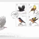 Links with China - Bird Life - (FDC Set)