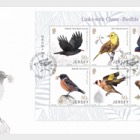 Links with China - Bird Life - (FDC S/S)