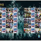 RBC Super League Triathlon - Commemorative Sheet