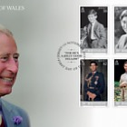 HRH The Prince of Wales 70th Birthday - FDC Set
