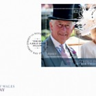 HRH The Prince of Wales 70th Birthday - FDC M/S