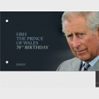 HRH The Prince of Wales 70th Birthday - PP Set