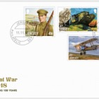 The Great War - 100 Years - Part 5 - (Special Envelope)