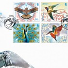 Europa 2019 – National Birds: Birds & Symbolism - FDC Set