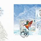 Europa 2019 – National Birds: Birds & Symbolism - FDC M/S