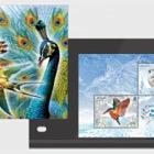 Europa 2019 – National Birds: Birds & Symbolism - PP M/S