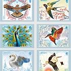 Europa 2019 – National Birds: Birds & Symbolism