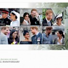 TRH The Duke & Duchess of Sussex - 1st Wedding Anniversary - FDC S/S