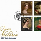 Queen Victoria 200th Birth Anniversary - FDC Set