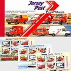 BOOKLET Postal History II - Vehicles