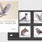 Links with China - Woodland Wildlife - PP Set