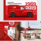 50 Years of Jersey Postal History 1969 - 2019
