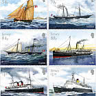 Europa 2020 - Ancient Postal Routes, Mail Ships - Set CTO
