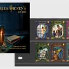 Charles Dickens 1812 - 1870 - PP Set
