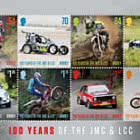 100 Years of the Jersey Motorcycle & Light Car Club - SS Mint