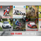 100 Years of the Jersey Motorcycle & Light Car Club - FDC SS