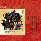 Lunar New Year 2021 - Year of the Ox - M/S Mint