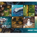 Jersey From The Air - FDC SS