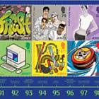 Popular Culture - The 1990s - S/S CTO