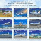 Kyrgyz Aviation - Airport Frunze