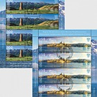 Joint Stamp Issue - Kyrgyzstan with Malta - (Sheetlet CTO)