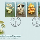 Poisonous Mushrooms of Kyrgyzstan - FDC Set