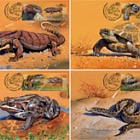 Kyrgyz Republic Red Data Book (II),  Reptiles & Amphibians