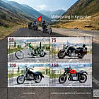 Motociclismo en Kirguistán