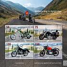 Motorcycling in Kyrgyzstan - M/S Mint