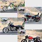 Motorcycling in Kyrgyzstan