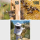Beekeeping in Kyrgyzstan - Set Mint