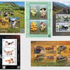Werbeangebot - Jahressatz 2019 (Miniaturblätter)