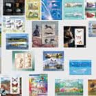 Offerta promozionale - Collezione completa 2015-2019 Anno Set (blocchi)