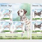 Domestic Dogs - Set of Se-tenants