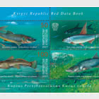 Kyrgyz Republic Red Data Book (III) - Fishes - M/S Mint