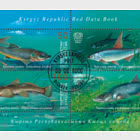 Kyrgyz Republic Red Data Book (III) - Fishes - M/S CTO
