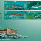 Kyrgyz Republic Red Data Book (III) - Fishes - FDC Set