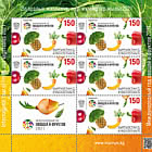 International Year of Fruits and Vegetables 2021 - Mint